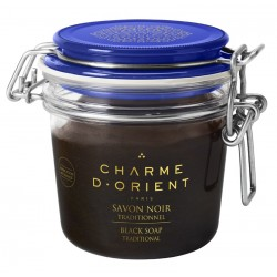 Savon noir traditionnel - Pot terrine 200 g