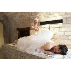 Cérémonie du bain Turc & modelage aux huiles parfumées en Duo
