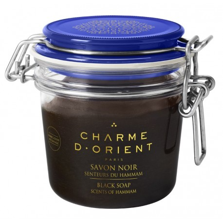 savon noir senteurs du hammam pot terrine 200 g charme d 39 orient paris. Black Bedroom Furniture Sets. Home Design Ideas