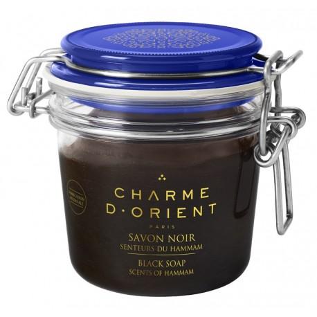 Savon noir Senteurs du Hammam - Pot terrine 200 g