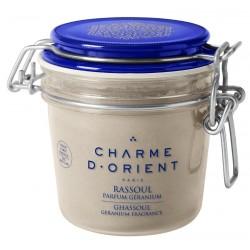 Rassoul parfum Géranium - Pot terrine 250 g