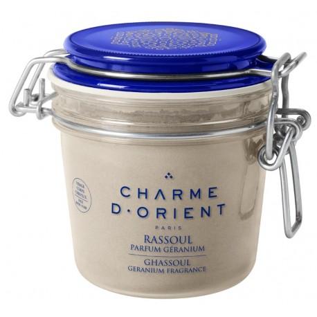 Ghassoul Geranium fragrance - 250 g