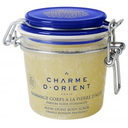 Alum stone scrubs with honey & royal jelly - 300 g