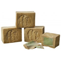 Traditional Soap from The Ancient City of Aleppo - 200 g