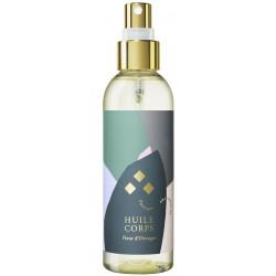 Huile de massage parfum Fleur d'Oranger  Edition Limitée - Flacon spray 100 ml