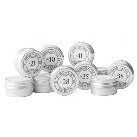 Perfumed shea butter with argan - Terrine jar 200 ml
