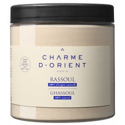 Non perfumed ghassoul powder - 500 g