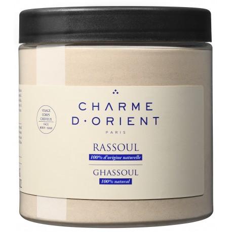 Non perfumed ghassoul powder - 500 g