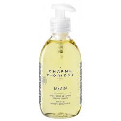 Huile corporelle parfum Jasmin - Amphore 200 ml - DLU MAI 2020